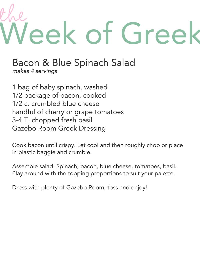 Bacon&BlueSpinachSalad