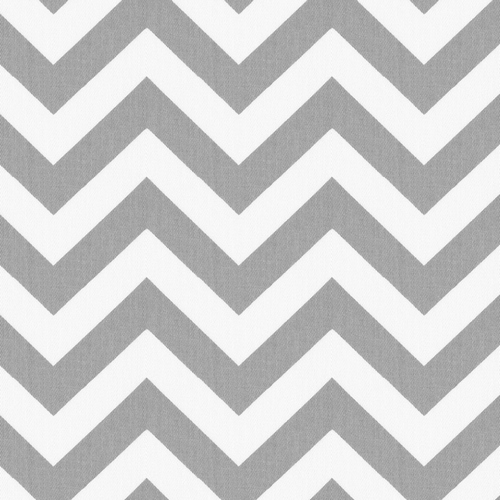 White-and-gray-zig-zag-fabric